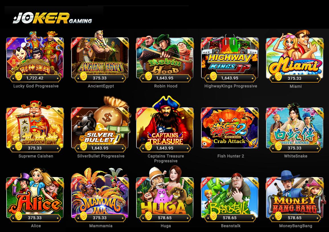 Kaya Saat Main Slot joker123 Online Terpercaya Di Indonesia